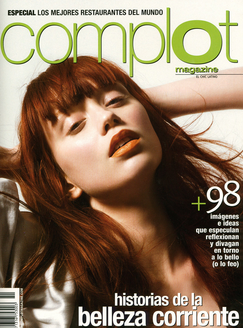 Judith Bedard for Complot